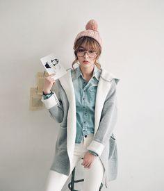 Korean Fashion, Ulzzang Style