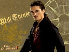 Pirates of the Caribbean Movie Wallpaper | Will_Turner - Widescreen