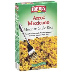 #Iberia #Mexican #Style #Rice #7 #Oz #Iberia #Mexican #Style #Rice #7 #Oz. Seasoned #Mexican #Style #Rice. #Iberia #Mexican #Style #Rice, one more way #Iberia brings great Spanish tastes home to every cook's kitchen. https://food.boutiquecloset.com/product/iberia-mexican-style-rice-7-oz/