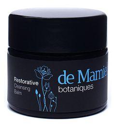 de Mamiel - Botaniques - Restorative Cleansing Balm - 100 ml