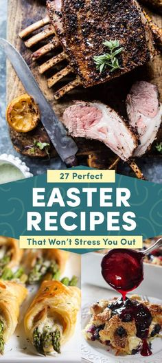 27 Easter Recipes That Won't Stress You Out