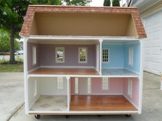 Barbie Scale Doll House - Woodworking Talk - Woodworkers Forum