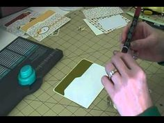 VIDEO ... Stampin Up - Birthday Cards