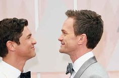 Neil Patrick Harris And David Burtka Are In Love And Adorable On The Red Carpet At The Oscars