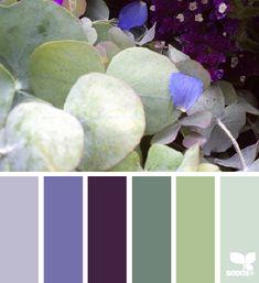 nature hues - such soft tones. Colour Pallette, Colour Schemes, Color Patterns, Color Combos, Colour Chart, Colours That Go Together, Design Seeds, World Of Color, Color Swatches