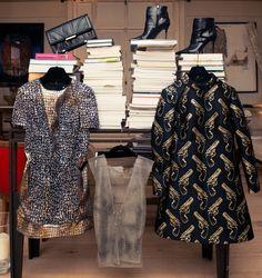 """""""[My favorite shops in Paris are] Montaigne Market, Kabuki, La Paresse en Douce, and Conran Shop."""""""
