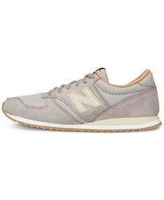 New Balance Women's 420 Casual Sneakers from Finish Line | macys.com