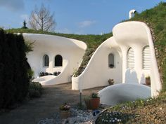 Earth House Estate Lättenstrasse, by Peter Vetsch, Firm: Vetsch Architektur :: Dietikon, Switzerland