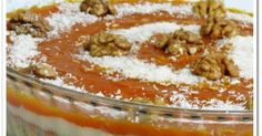 Yemesi çok keyifli , hem kremalı, hem meyveli hem de hafif bir pasta istiyorsanız kabaklı pasta tam size göre. Alışılmış pastalar g...