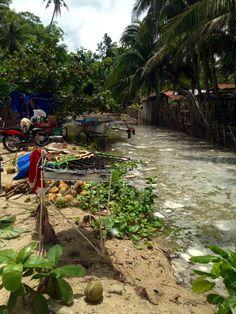 Camotes island. Philippines.