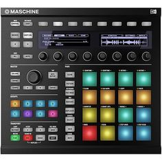Native Instruments Maschine Groove Production Studio, Black Native Instruments Maschine Groove Production Studio Create and perform fast with Maschine – Home Music, Dj Music, Dream Music, Studio Equipment, Dj Equipment, Windows Phone, Galaxy Note, Color Pad, Native Instruments