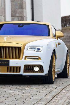 "Mansory Rolls-Royce Wraith ""Palm Edition 999"" 2016"