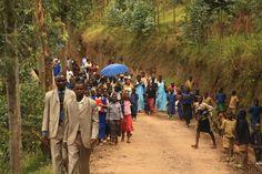 Beautiful people of Rwanda
