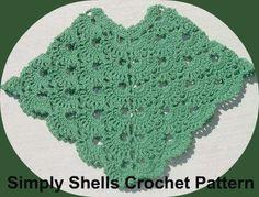 Crochet Pattern Beginner Baby Sweater | CROCHETING GIRL PATTERN PONCHO | FREE PATTERNS
