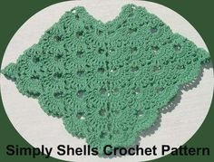 Crochet Pattern Beginner Baby Sweater | CROCHETING GIRL PATTERN PONCHO | FREE PATTERNS