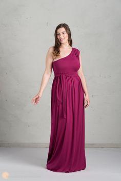 long bridesmaid dress plus size ♥ Langes Brautjungfernkleid in Übergröße  Jungfer 5db530573bc4