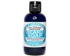 All Natural Beard Wash Beard Shampoo Beard Soap 100ml 3.5oz