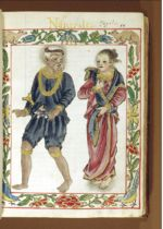 Ancient Tagalog Couple from the Noble class, Luzon Philippines - Boxer Codex Manila, Filipino Fashion, Philippine Fashion, Filipino Tribal, Philippines Culture, Black History Books, Filipino Culture, Clothing And Textile, Tagalog