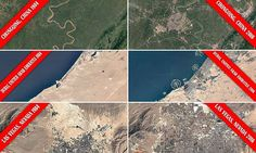 Google Timelapse shows how cities have evolved since 1984 #DailyMail