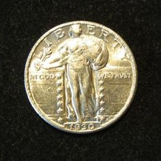 BU 1930 Walking Liberty Silver Quarter Dollar! A spectacular coin in superb condition!!!!