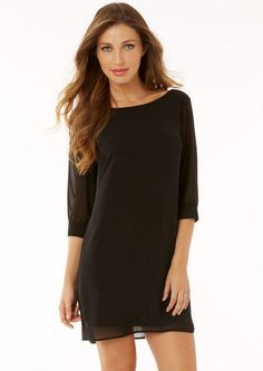 Samantha Bow Back Dress - Casual - Dresses - Clothing - Alloy Apparel
