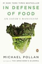 A great book that redefined what healthy eating is (for me) and how to make it simple and enjoyable.