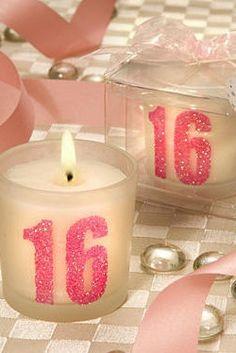 sweet 16 candle