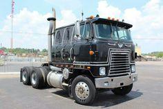 International Transtar ll Big Rig Trucks, Dump Trucks, Cool Trucks, Big Ride, International Harvester Truck, Cab Over, Heavy Truck, Diesel Trucks, Vintage Trucks