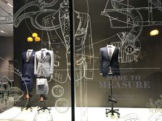 "HOLT RENFREW,Toronto, Canada, ""Made to Measure"", photo by Youkyung Shim, pinned by Ton van der Veer"