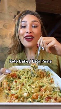 Low Carb Recipes, Diet Recipes, Vegetarian Recipes, Cooking Recipes, Healthy Recipes, Shrimp Recipes, Pasta Recipes, Comida Keto, Al Dente
