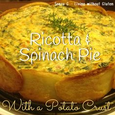 I always loved pies, maybe because I loved pastry so much, shortcrust and puff pastry mostly. Those made great pies indeed! Being Celiac, although you can still manage to make very good pastry with specialized flours, sometimes, you want something just as tasty, but less time-consuming to prepare. This recipe ticks all the boxes! I loved [...]