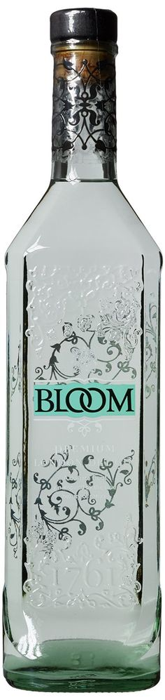 Bloom Premium London Dry Gin, 1er Pack (1 x 700 ml): Amazon.de: Lebensmittel & Getränke