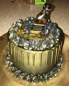 Black Label Cake Wendy S Sweet Cake Birthday Cake