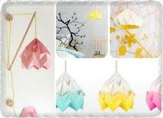 """Résultat de recherche d'images pour """"déco origami"""""""