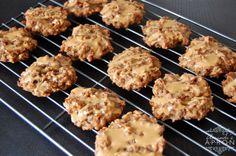 Peanut Butter Banana Cookie Recipe | Amanda's Apron