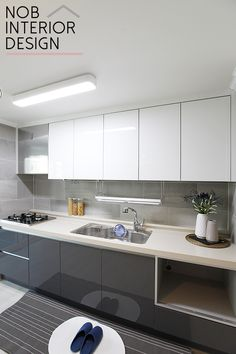 Kitchen Design Small, Modern Kitchen Interiors, Modern Grey Kitchen, Kitchen Modular, Home Decor Kitchen, Kitchen Room Design, Kitchen Interior, Kitchen Furniture Design, Modern Kitchen Design