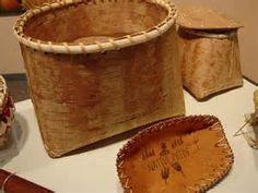 Ojibwe Artist Residency —Birch Bark Basket Making with David and ...