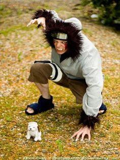 Kiba Inuzuka (Naruto) #cosplays
