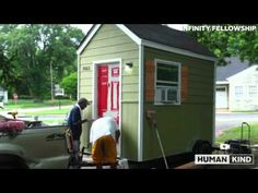 Pastor Builds 'Tiny Homes' for Homeless. When He Tries One Out Himself, He Makes Quite the Discovery