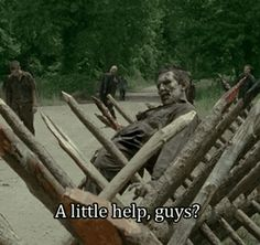 """35 Things That Happen On Every Episode Of """"The Walking Dead"""""""