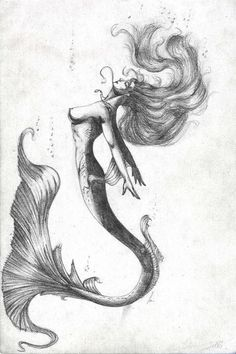 Mermaid+by+Tanathiel.deviantart.com+on+@deviantART