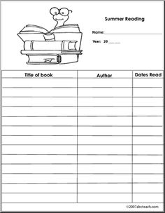 write a book report