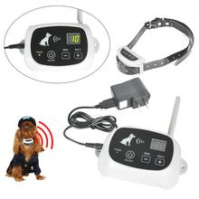 Waterproof In-Ground Rechargeable Pet Collar Electronic  Wireless Remote Pet Dog Fence Containment System for 1-2-3 Dog //Price: $US $56.41 & FREE Shipping //     #dodoggreat