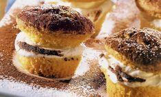 Cupcake al Baileys® Muffins, Baileys, Doughnut, Cheesecake, Sweets, Bread, Breakfast, Desserts, Recipes