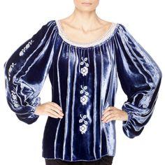 Valentina Vidrascu blouse
