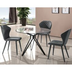 Found it at Wayfair - Cygnus Dining Table