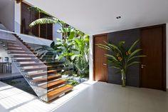 Villas Oceaniques con un Diseño Interior Minimalista en Vietnam