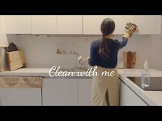 SUB) 하루 20분, 깔끔한 주방을 위한 청소 루틴ㅣKitchen cleaning routine - YouTube Uses For Coffee Grounds, Clutter Free Home, Youtube, Homemaking, Declutter, Life Hacks, Recycling, Organization, Cleaning