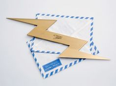 Really need one of these! 'Zeus' letter knife, playful yet functional (Wishlist)