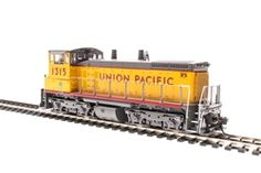 BLI3326 (P826) EMD SW1500, UP (Union Pacific) #1315, with Paragon2 Sound/DC/DCC, HO by Broadway Limited locomotives